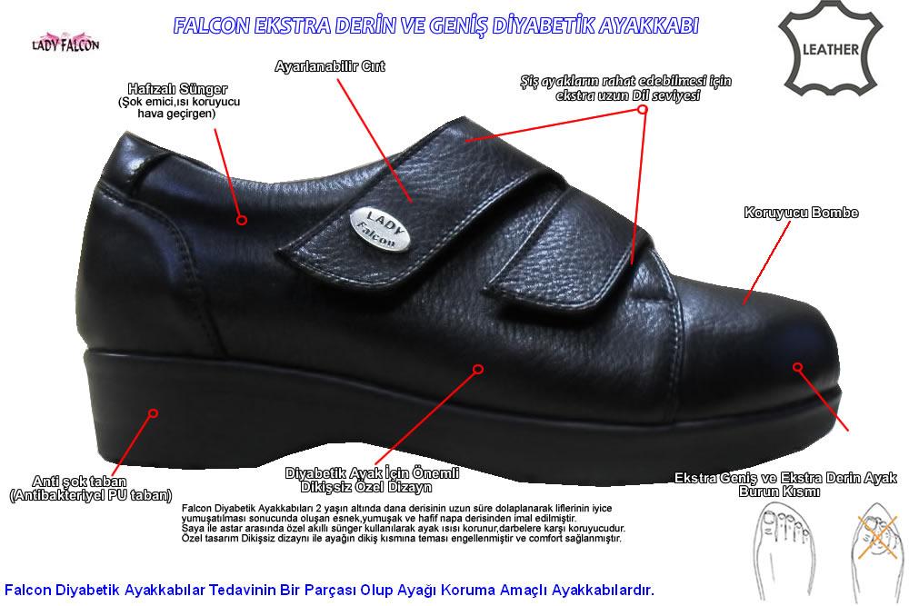 Diyabetik ayakkabi