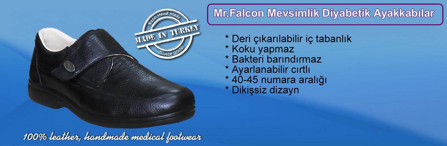 Diyabetik Erkek Deri Ayakkabı Modelleri